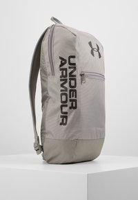 Under Armour - PATTERSON BACKPACK - Reppu - gravity green/black - 4
