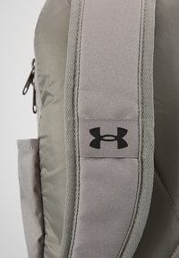 Under Armour - PATTERSON BACKPACK - Reppu - gravity green/black - 6