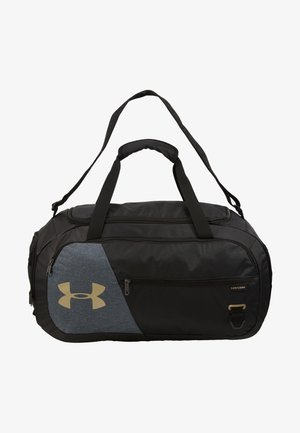 UNDENIABLE DUFFEL 4.0 SM - Sportväska - black/metallic gold