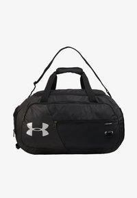 Under Armour - UNDENIABLE DUFFEL 4.0 SM - Sportovní taška - black/silver - 1
