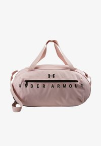 Under Armour - ROLAND DUFFEL - Sports bag - dash pink/black - 1