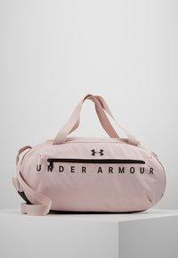 Under Armour - ROLAND DUFFEL - Sports bag - dash pink/black - 0