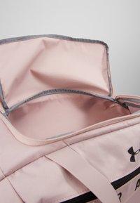 Under Armour - ROLAND DUFFEL - Sports bag - dash pink/black - 5
