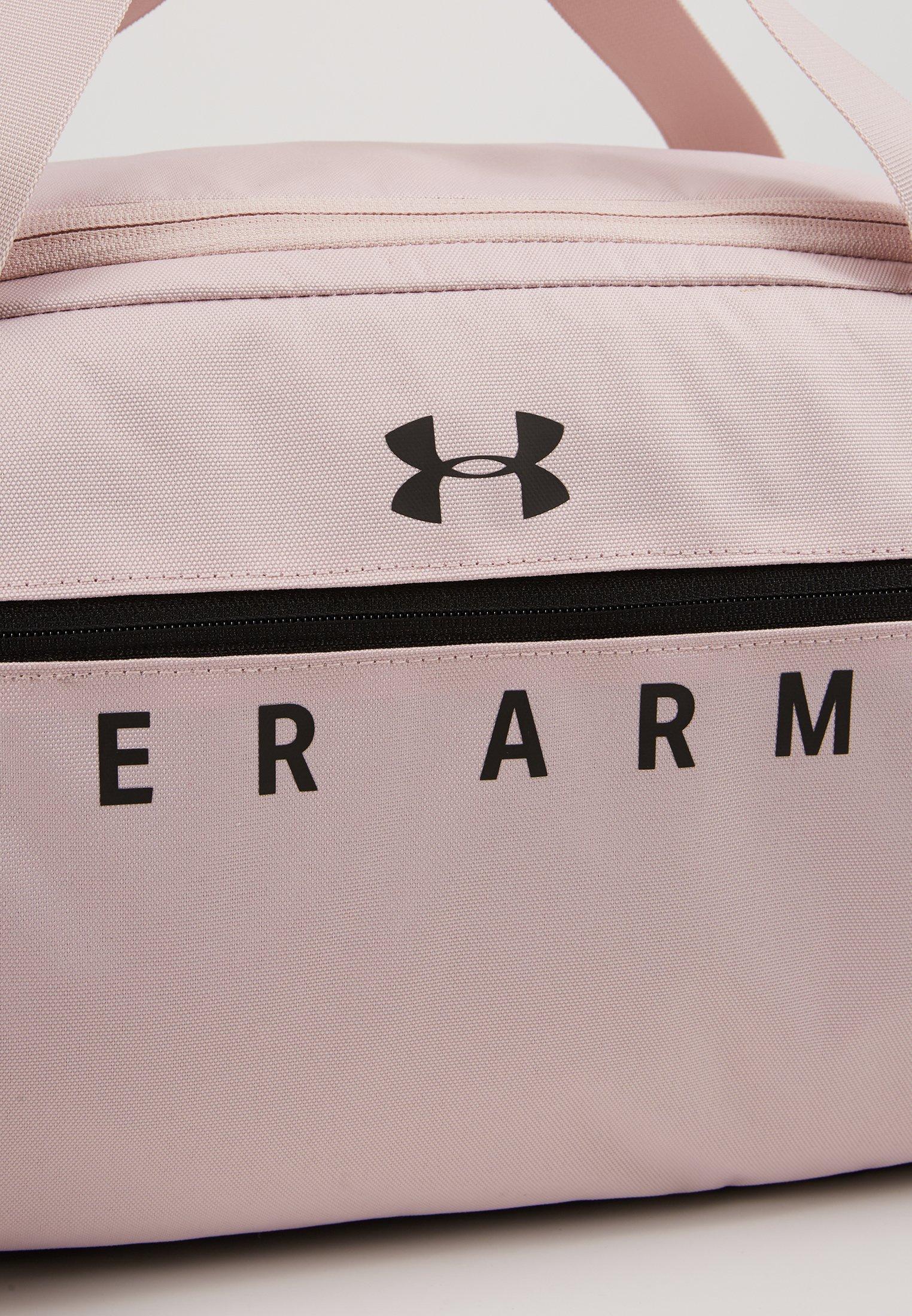 Under Armour ROLAND DUFFEL - Treningsbag - dash pink/black