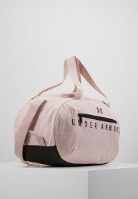 Under Armour - ROLAND DUFFEL - Sports bag - dash pink/black - 4