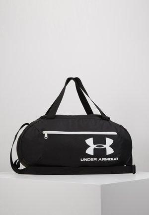 ROLAND DUFFEL - Sportovní taška - black/white