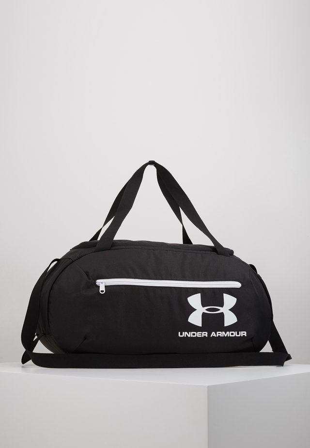 ROLAND DUFFEL MD - Sports bag - black/white