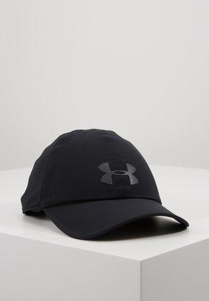 RUN SHADOW CAP - Czapka z daszkiem - black
