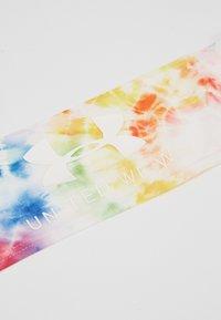 Under Armour - PRIDE UNISEX TIE - Šátek na hlavu - multicolor/white - 2