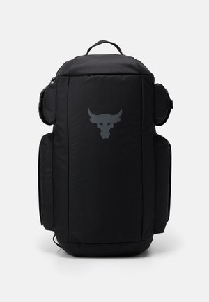 PROJECT ROCK DUFFLE - Sac de sport - black