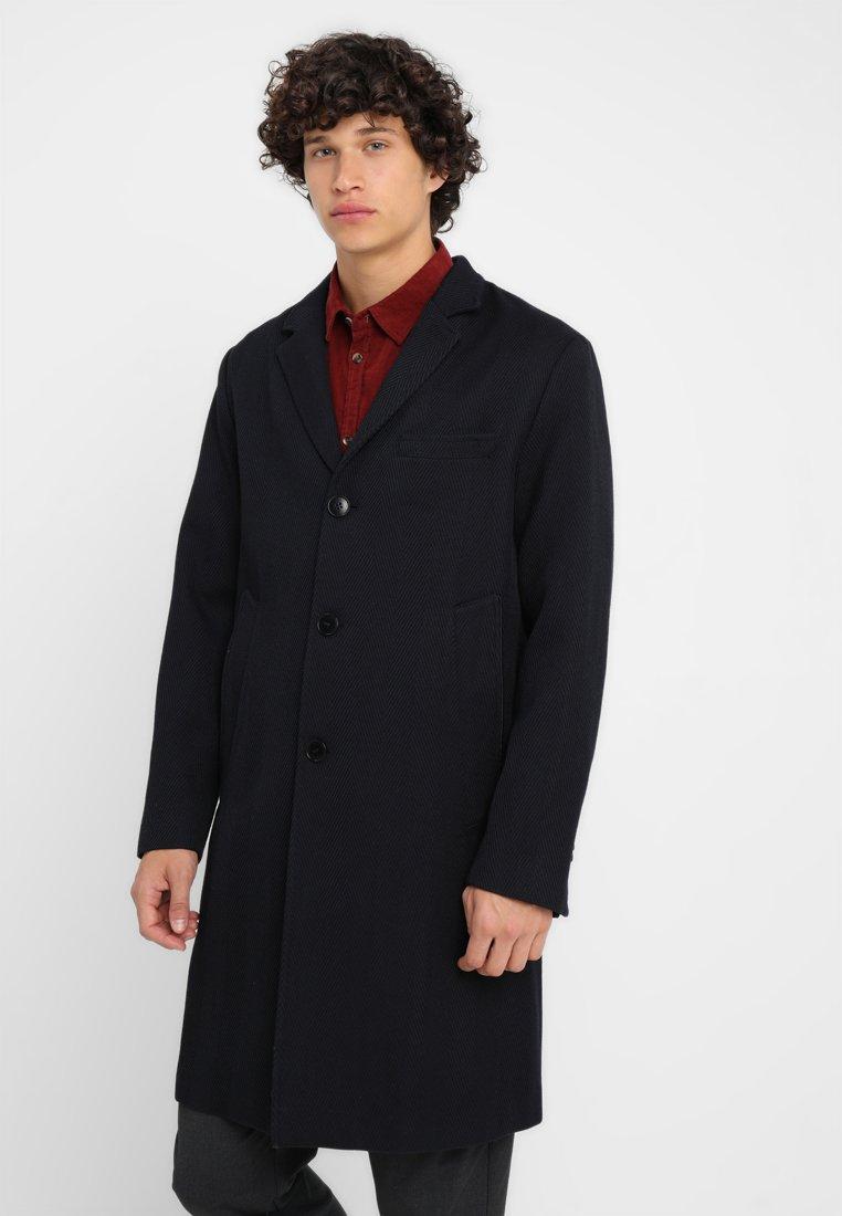 Uniforms for the Dedicated - CLASSIC COAT - Wollmantel/klassischer Mantel - dark navy