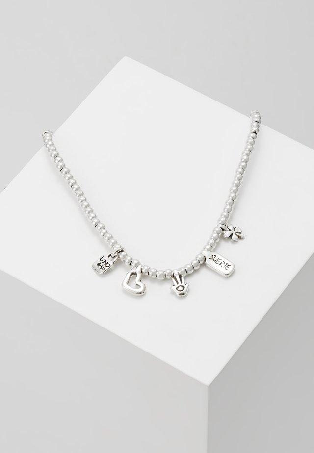 I'M WAITING 4 U - Halsband - silver-coloured