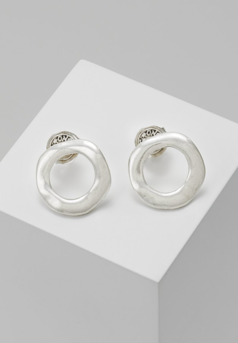 UNOde50 - CIAMBELLA - Korvakorut - silver-coloured