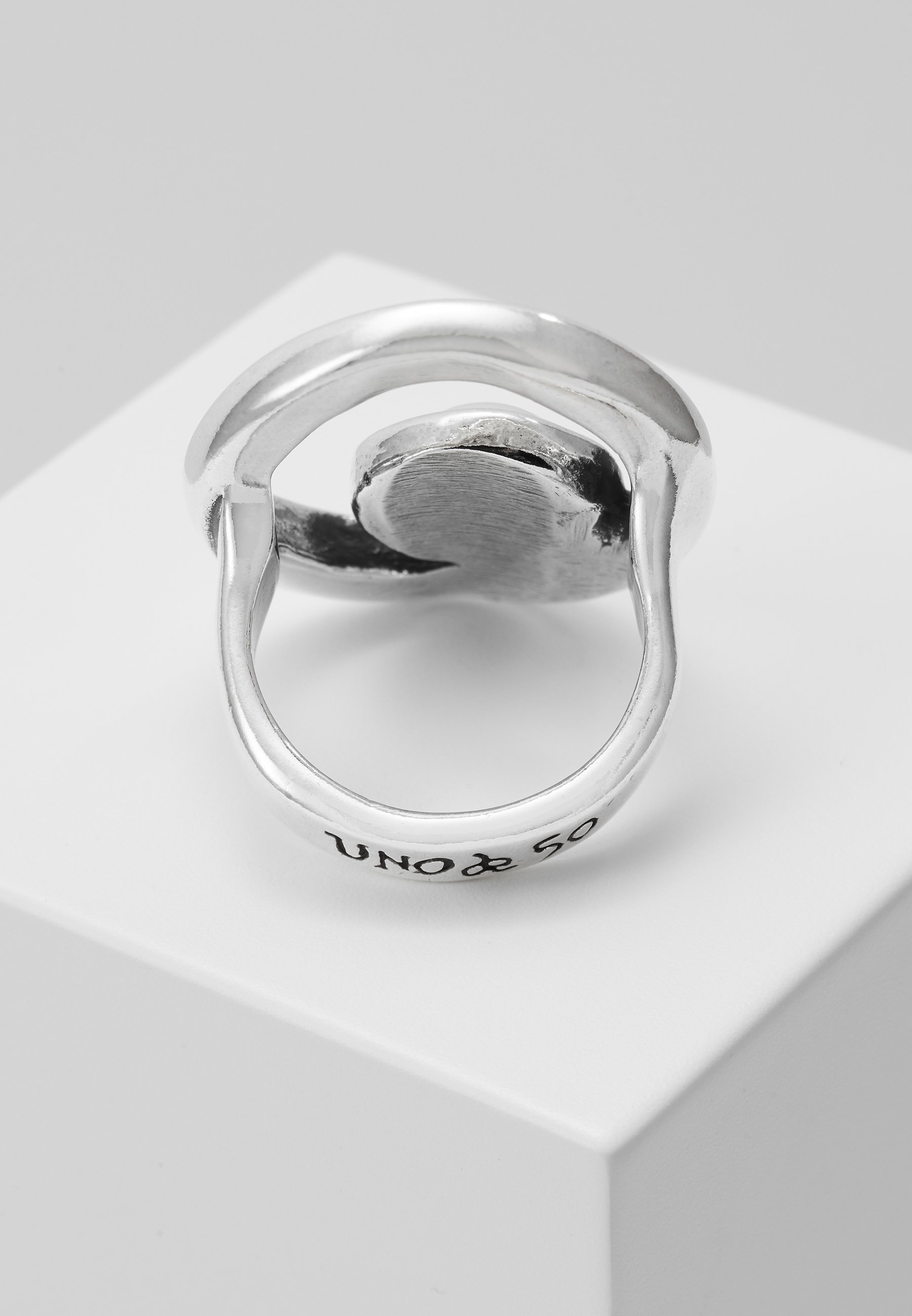 UNOde50 MY LUCK SMALL RING - Ringar - silver