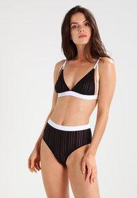 Undress Code - BE BRAVE - Culotte - black - 1