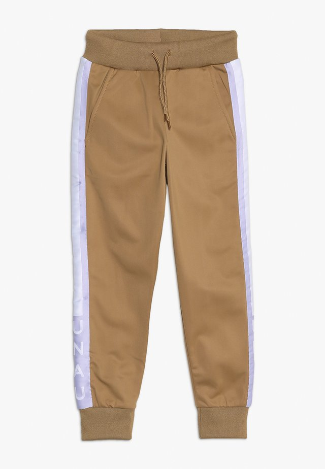 OSCAR PANTS - Pantalon de survêtement - otter brown
