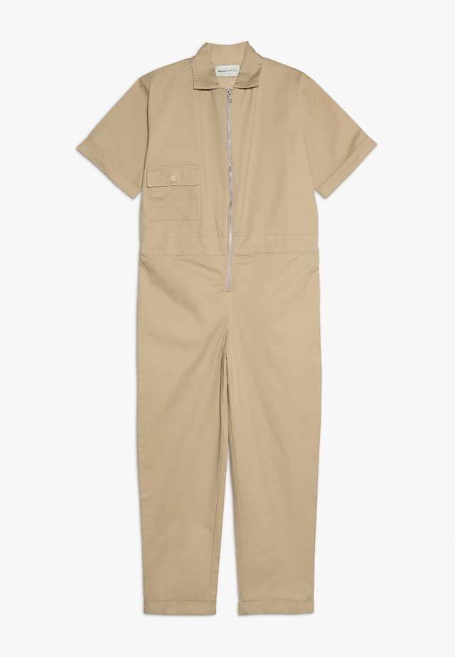 ALEJANDRO  - Overall / Jumpsuit - sesame brown