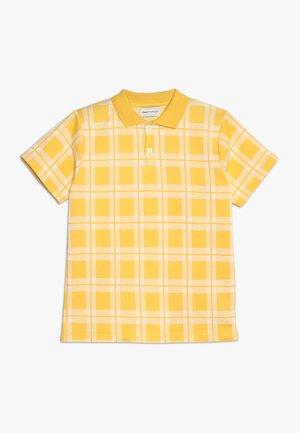 DANNY - Poloshirt - yellow lemon