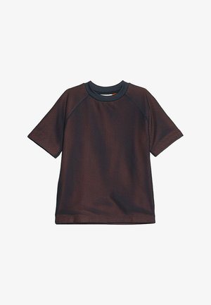 LORENZO - T-shirt med print - blue nights