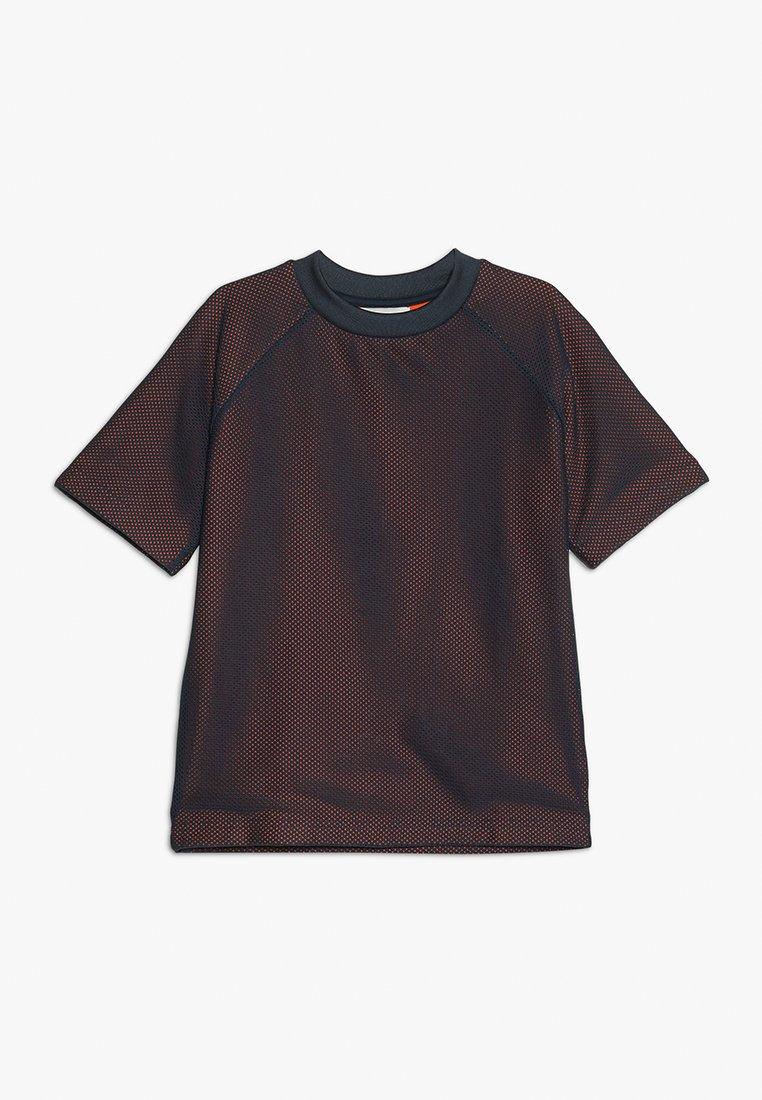 Unauthorized - LORENZO - T-shirt z nadrukiem - blue nights
