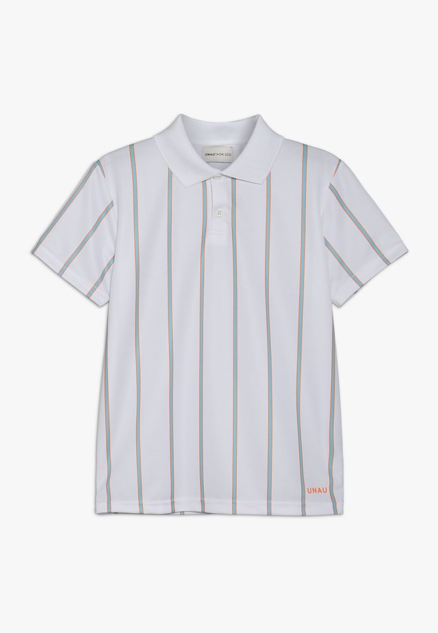 ANTONIO FOOTBALL - Polo - white