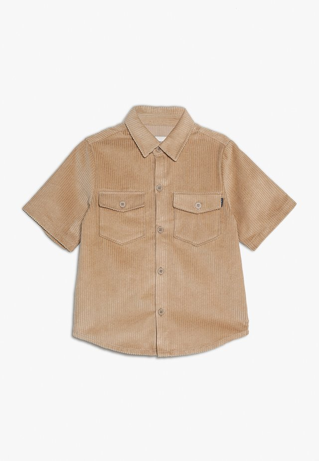 KYAN  - Shirt - sesame brown