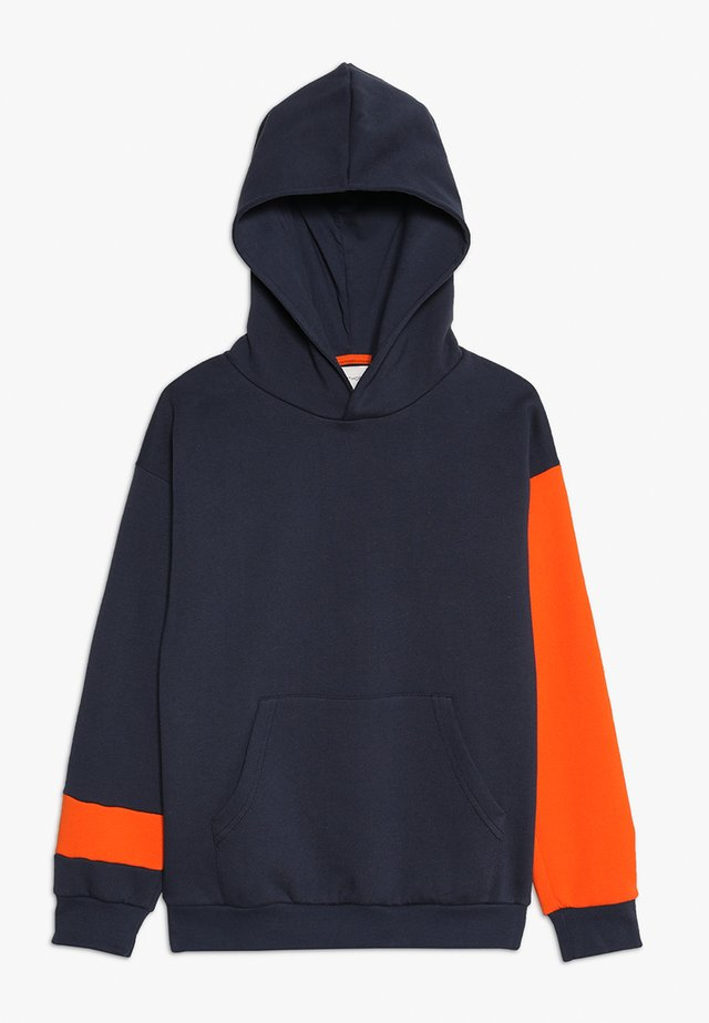 LOUIS HOODIE - Sweat à capuche - blue nights