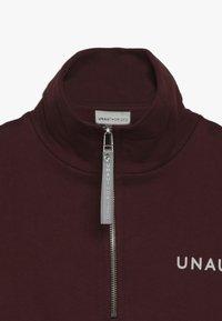 Unauthorized - TOMMI - Collegepaita - burgundy - 4