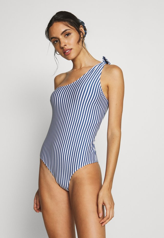 MANON SWIMSUIT - Swimsuit - blue