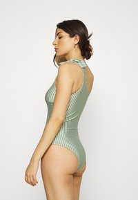 Underprotection - MANON SWIMSUIT - Kostium kąpielowy - mint - 2