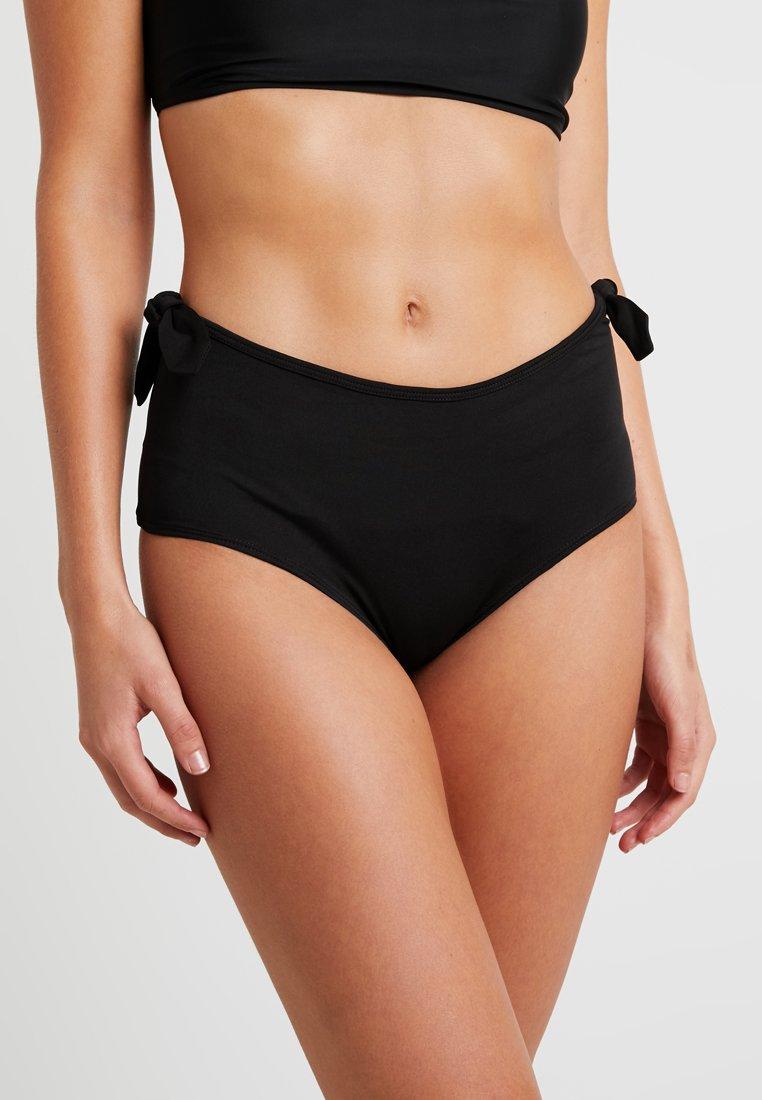 Underprotection - ALEXIA BRIEFS - Bikiniunderdel - black