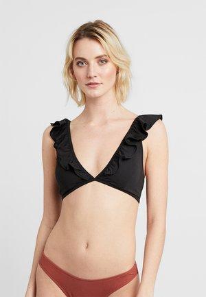 RITA BIKINI BRA - Bikini top - black