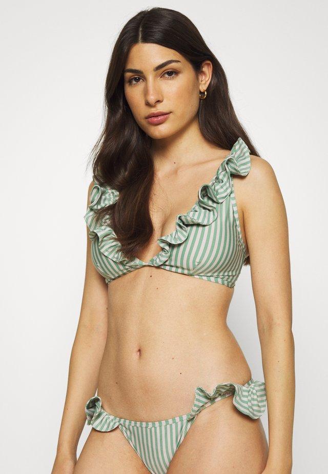 RITA BRA - Bikiniyläosa - mint