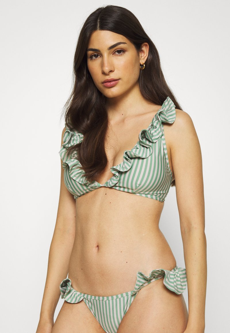 Underprotection - RITA BRA - Bikini top - mint