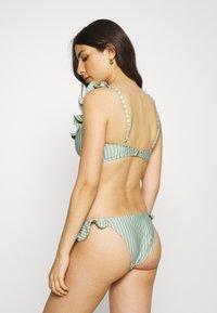 Underprotection - RITA BRA - Bikini top - mint - 2