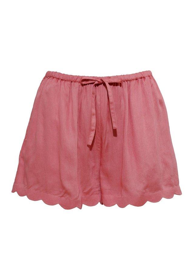 Spodnie od piżamy - coral