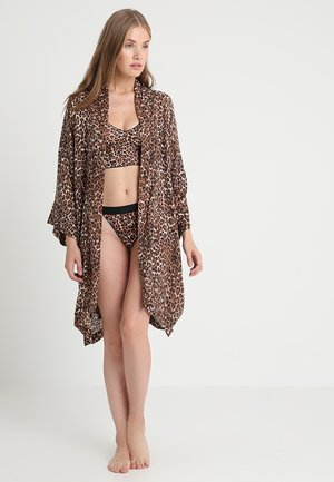LEONORA - Dressing gown - brown