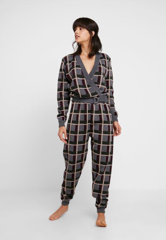 JANET JUMPSUIT - Pyjama - grey