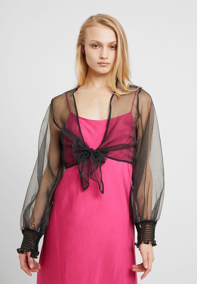 OFELIA  - Pyjama top - black