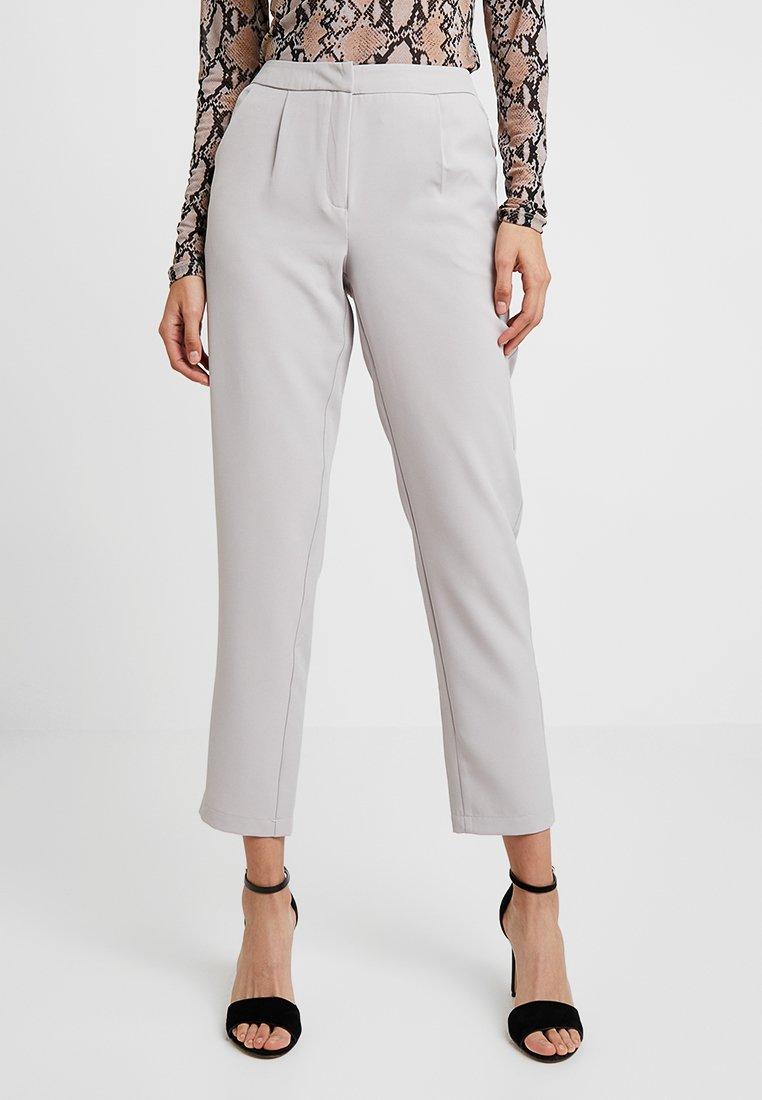 UNIQUE 21 - TAILORED TROUSER - Pantalon classique - grey