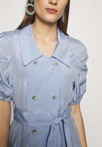 UNIQUE 21 - VINTAGE TAILORED PUFF SLEEVE BLAZER DRESS - Korte jurk - blue - 7