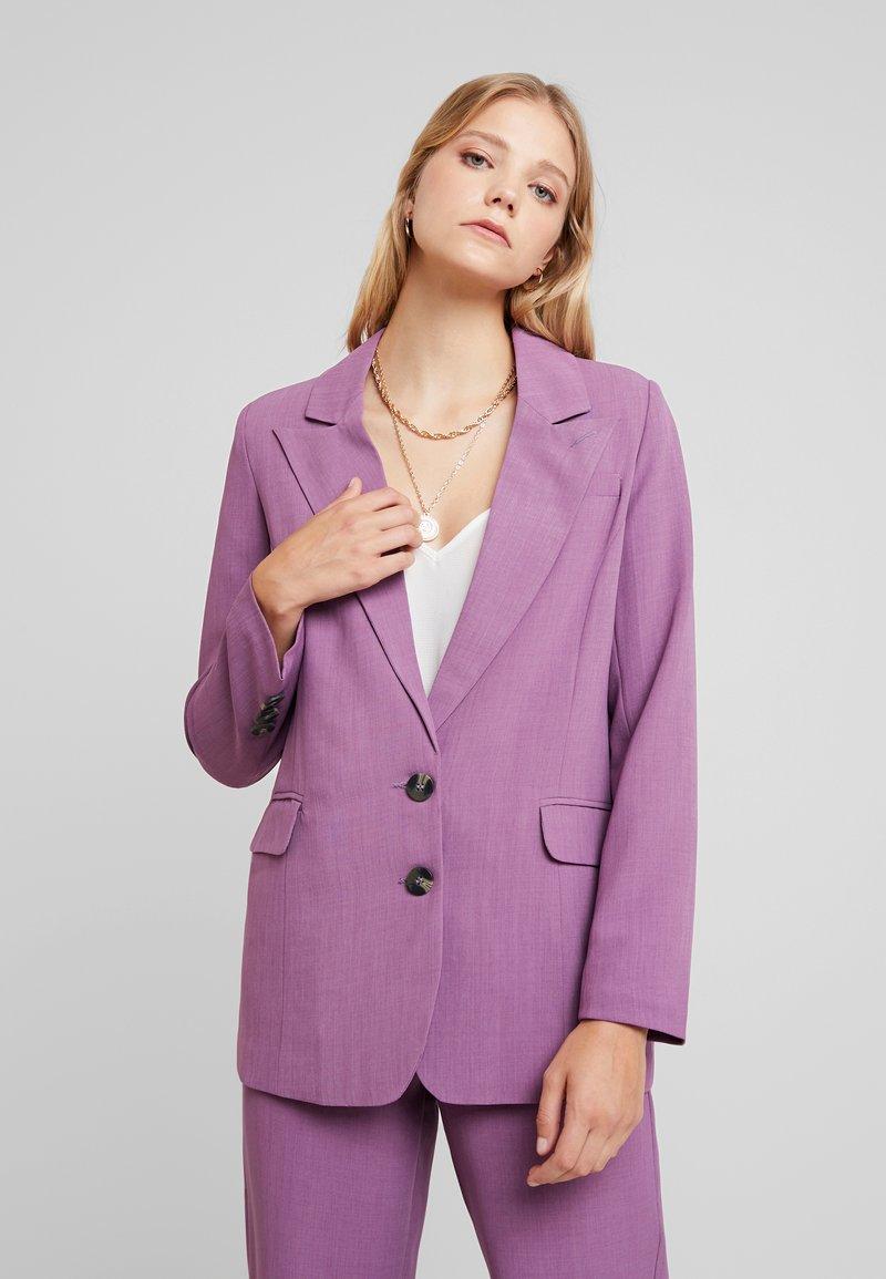 UNIQUE 21 - TAILORED - Blazer - purple