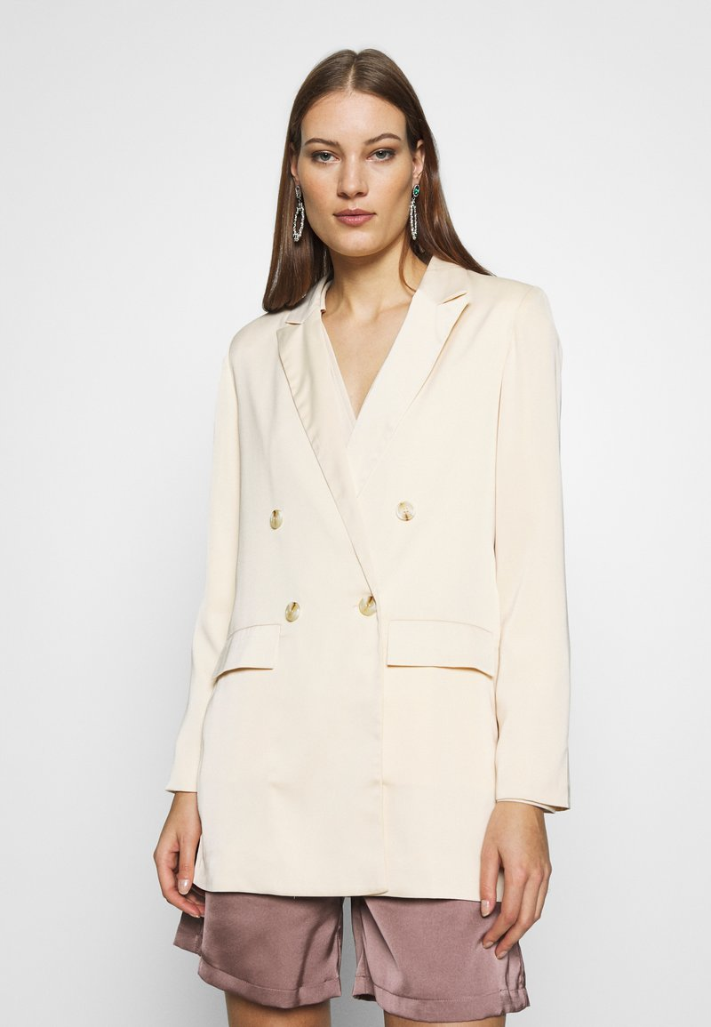 UNIQUE 21 - RELAXED - Blazer - champagne