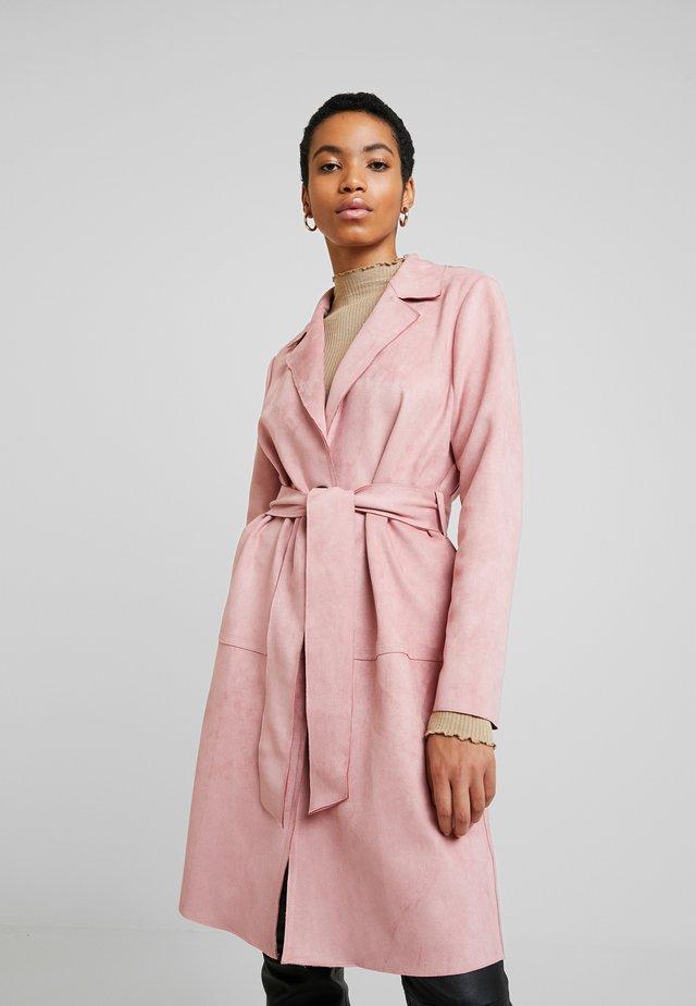 HEAVY COAT - Wollmantel/klassischer Mantel - blush