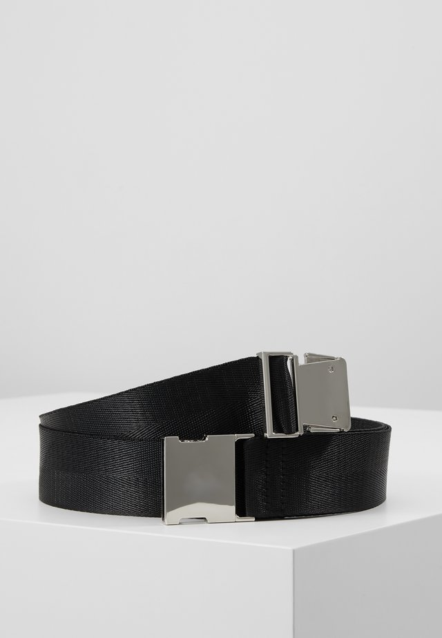 SAFTEY BUCKLE - Riem - black