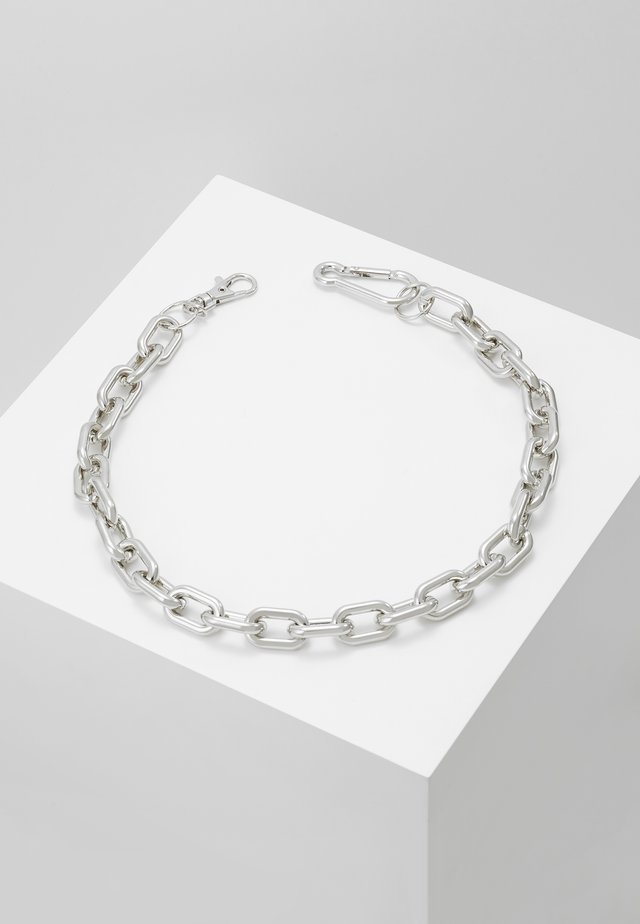 WALLET CHAIN - Sleutelhanger - silver-coloured