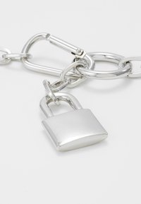 Uncommon Souls - PADLOCK - Necklace - silver-coloured