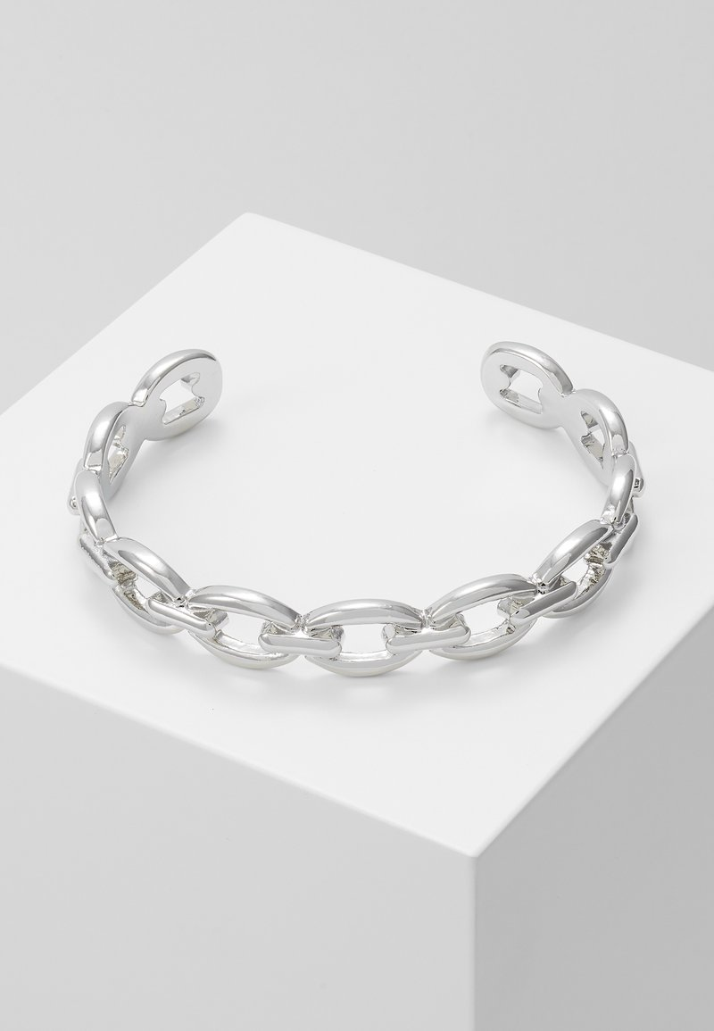 Uncommon Souls - LINK CUFF - Armband - silver-coloured