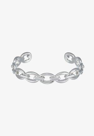 LINK CUFF - Bracciale - silver-coloured