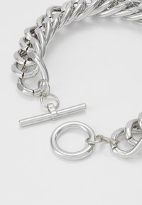 Uncommon Souls - CHUNKY T BAR  - Bracelet - silver-coloured - 3